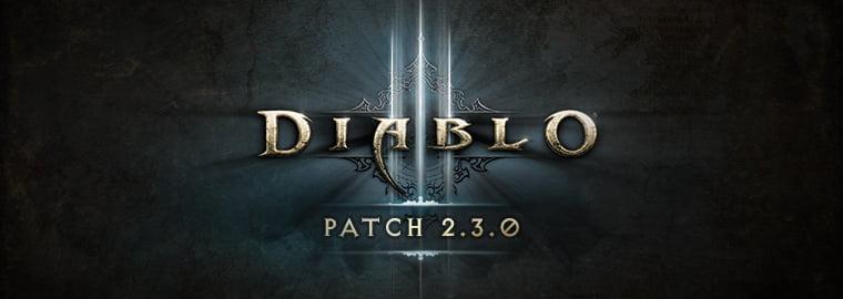 Νέα αντικείμενα στο επερχόμενο patch 2.3 του Diablo 3